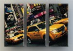 Jeep Taxis gelb New York